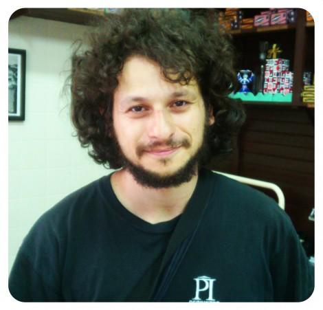 Paolo Benincasa Físico da Univesidade de Santiago de Compostela